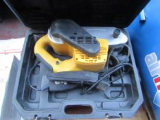 Clarke Contractor CBS2 Belt Sander (230V)Please note, the condition of this lot may vary from;