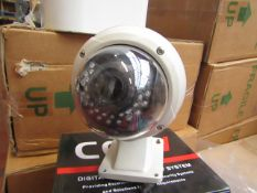 CCTV -Digital video security system, Unchecked and boxed