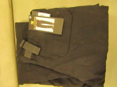 BC Clothing Lined Pants Black Size S/30 New With Tags