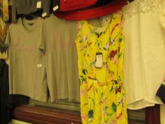 4 X Items of Clothing Being.2 X Vero Moda T/Shirts Both Size L 1 X Cream Top Size M & 1 X Play