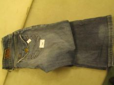 Lee Jeans Womens Size W28 L31 No Tags Attatched