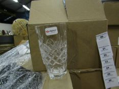 12 x 320ml Tumblers. New & boxed. See Image For Design.