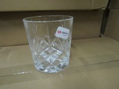 12x 300ML glass tumblers, New & Boxed