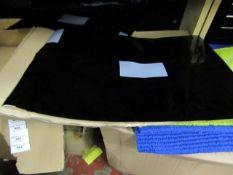 Office Depot - Black Foil Pocket Envelopes (100 Pack) - New & Boxed.