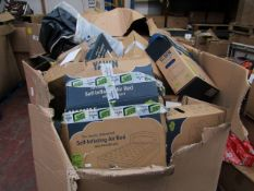 | 1X | PALLET OF RAW UNMANIFESTED CUSTOMER RETURNS WHICH MAY CONTAIN LOOSE, NON ORIGINAL BOXED