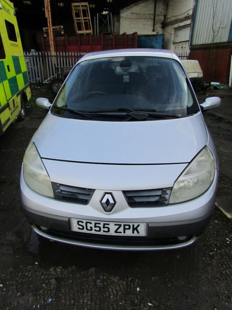55 Plate renault Grand Scenic 7 seats.