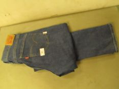 Levi Strauss Jeans 311 Shaping Skinny Size W30 L30 Look in Good Condition