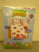 Moshi Monster Single Duvet Set ( Reversible ) New in Packaging