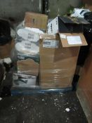 | 1x | PALLET OF BETWEEN 15 AND 25 RAW RETURN YAWN AIR BEDS | ALL UNCHECKED |