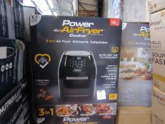   6X   POWER AIR FRYER 5.7L   UNCHECKED & BOXED   NO ONLINE RE-SALE   SKU C5060541513068   RRP £