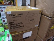   3X   DREW AND COLE CLEVER CHEF   BOXED AND UNCHECKED   NO ONLINE RESALE   SKU -   RRP £69.99  