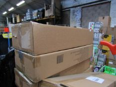   12X   NUBREEZE DRYING SYSTEM   UNCHECKED AND BOXED   NO ONLINE RE-SALE   SKU C5060541513952  