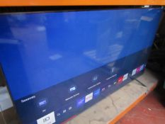 """Samsung UE70TU7100KX 70"""" HDR Smart 4K TV, tested working Smart 4K Ultra HD Android TV, tested"""