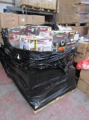   1X   PALLET OF APPROX 26X POWER AIR FRYERS, MAY VARY FROM 3.2 AND 5L   UNCHECKED & BOXED   NO