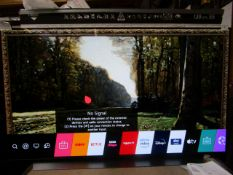 LG OLED55CX5LB (Manufactured SEP 2020) OLED HDR 4K Ultra HD Smart TV, tested working for main