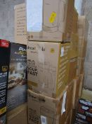   10X   DREW AND COLE SOUP CHEF   BOXED AND UNCHECKED   NO ONLINE RESALE   SKU C5060541516809  