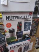   7X   NUTRI BULLET 1000 SERIES   UNCHECKED AND BOXED   NO ONLINE RE SALE   SKU C5060191464734   RRP