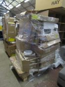 | 1X | PALLET OF MADE.COM RETURNS ALL WILL BE BROKEN OR FAULTY | CUSTOMER RETURNS |