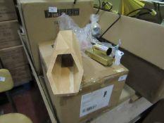 | 1X | SWOON PLUTO WALL LAMP | LOOKS UNUSED (NO GUARANTEE) | RRP £69.99 |