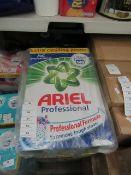 Ariel Proffesional extra cleaning power washing powder 9.100kg