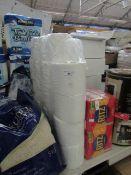 Pack of 18 basic toilet rolls