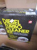 Diesel Turbo Cleaner Kit - Unused & Boxed