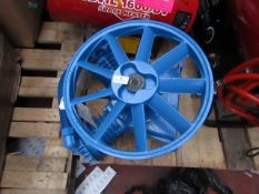 1x Clarke Compressor Pump NH5CV, This lot is a Machine Mart product which is raw and completely