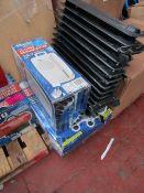 1x Clarke 10 Litre Dehumidifier YDK 10, 1x Clarke 2kW Oil Filled Radiator, 1x Clarke Radiator BR13/