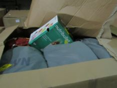 | 1X | PALLET OF APPROX 15 -20 RAW RETURN ELECTRICAL AND AIR BED ITEMS WHICH TYPICALLY INCLUDE