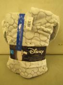 Disney Mickey Lounger With Sherpa Hood Size L New in Packaging