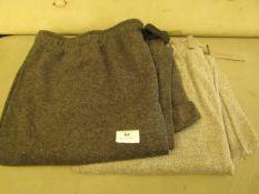 2 X Pairs of Eddie Bouer Lounge Pants Mens Size XX/L Look Unworn No Packaging