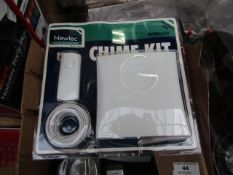 Newlec chime kit, new and packaged.
