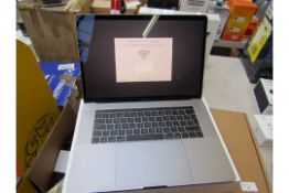 """APPLE MacBook Pro 15.4"""", tested working and boxed. RRP Circa £1799.99 