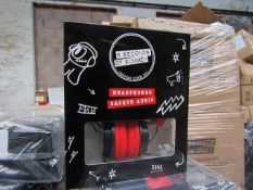5x 5 Seconds of Summer headphones, new and boxed. Design may vary