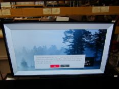 """LG OLED55BX6LB 55"""" OLED 4K Ultra HD Smart TV, tested working for main function (screen display),"""