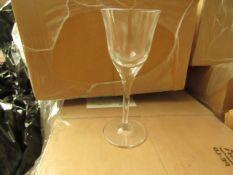 2x Long Stem Glasses (Box of 6) - New & Boxed.
