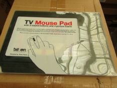 48x TV Mouse Pads - All Packaged & Boxed.
