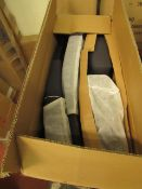   1X   MADE.COM SET OF 2 FLYNN DINING CHAIRS   BOXED AND UNCHECKED   RRP £149  