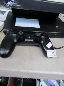 Playstation 4 Controller untested and unboxed
