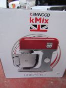 Kenwood Kmix 5L Mixer tested working and boxed