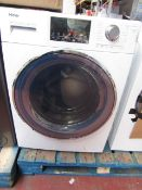Haier Direct Motion HW100-B14876 10Kg washing machine, powers on but no spin. RRP £469.99