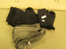 6 X Pairs of Various Socks Ladies & Gents new But Ne Packaging