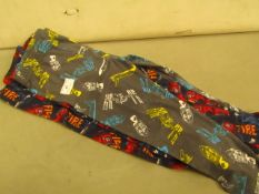 2 X Pairs of Themed Childs Leggings Aged 6 & 3 yrs Un Worn ( No Packaging )