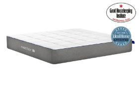 Nectar Professionally Refurbished Smart Pressure Relieving King size Memory Foam Mattress, This
