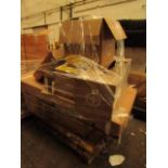 | 1X | PALLET OF MADE.COM RAW CUSTOMER RETURNS, CONDITION CAN RANGE BETWEEN NEW, UNWANTED, BROKEN OR