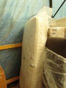 | 1X | SLEEP DESIGN SINGLE MATTRESS | EXDISPLAY BUT HAS DIRTY MARKS WHERE THE PLASTIC COVER HAS