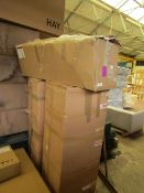 | 3x | BOXES OF COX AND COX 10FT INDOOR/OUTDOOR FABULOUS PRE LIT PINE TREE | THE TREE COMES IN 2