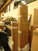 | 1X | PICKMERE KING SIZE GREY WOODEN BED FRAME | UNCHECKED FOR ALL PARTS, COMES IN 2 BOXES |