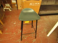 | 1X | MADE.COM LODI BAR STOOL | BOXED AND UNCHECKED | RRP £99 |