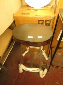| 1X | SWOON SELLECK BAR STOOL | UNCHECKED AND PACKAGED | RRP £129 |